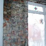 condensation problems in Melling Mount