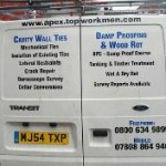 A Dry Rot Specialist in Litherland