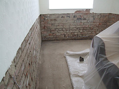 Damp Proof Tanking in Crosby